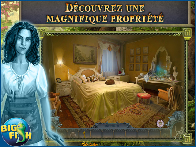 Capture d'écran de Secrets of the Dark: Domaine de la Peur Edition Collector