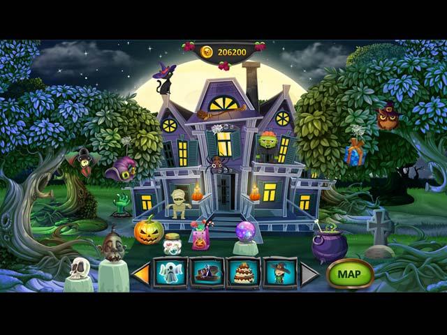 Secrets of Magic 3: Happy Halloween screen2