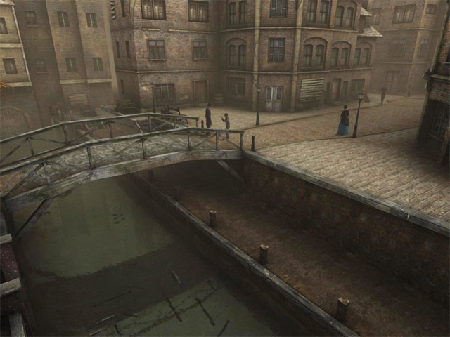 Vidéo de Sherlock Holmes contre Jack L'Eventreur