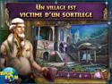 Capture d'écran de Shrouded Tales: Le Royaume Ensorcelé Edition Collector