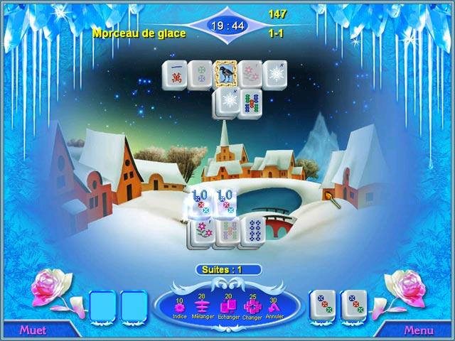 Vidéo de Snow Queen Mahjong