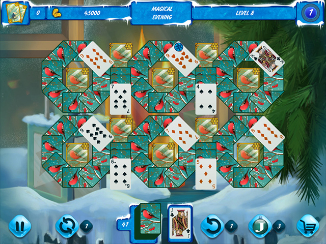 Solitaire de Jack Frost 3 screen2