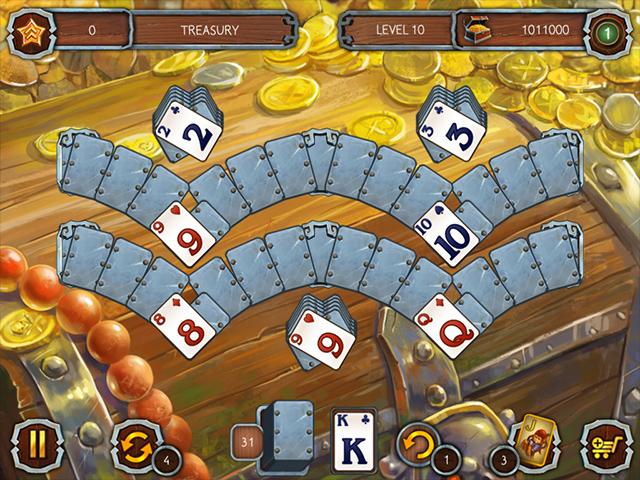 Solitaire: La Légende des Pirates 3 screen2