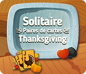Solitaire Paires de cartes Thanksgiving
