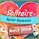 Solitaire Match 2 Cards Saint-Valentin