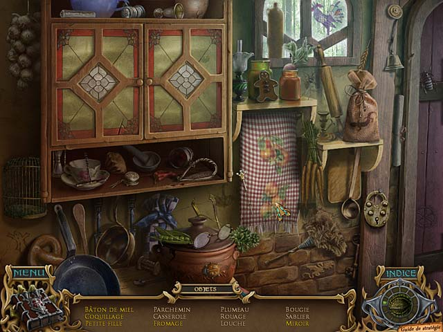 Vidéo de Spirits of Mystery: La Malédiction d'Ambre Edition Collector