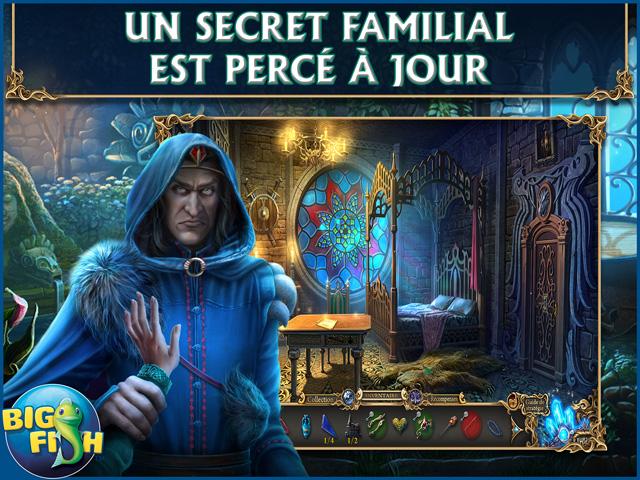 Capture d'écran de Spirits of Mystery: Mensonges de Famille Édition Collector