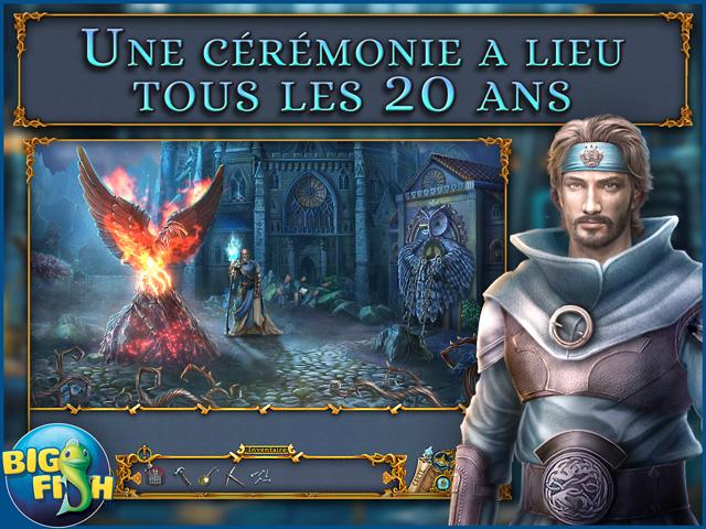 Capture d'écran de Spirits of Mystery: Le Cinquième Royaume Édition Collector