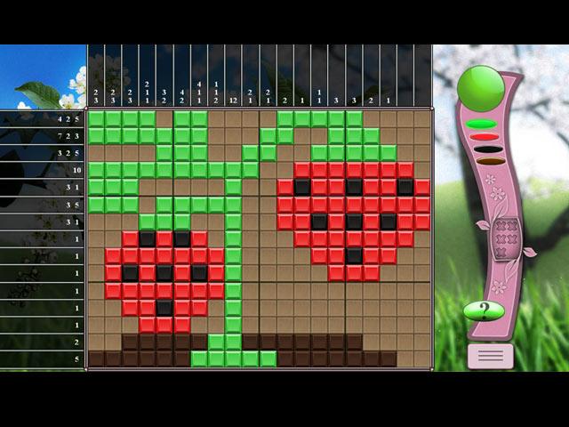 Spring Mosaics screen1