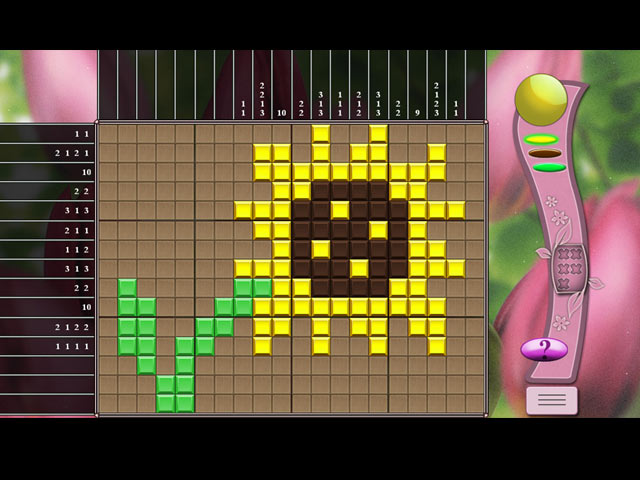 Spring Mosaics screen2