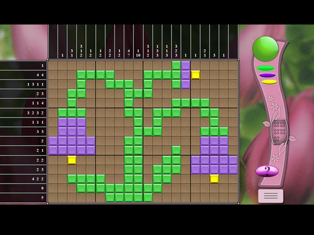 Spring Mosaics screen3