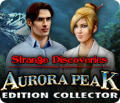 Strange Discoveries: Aurora Peak Edition Collector