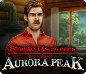 Strange Discoveries: Aurora Peak – Solution