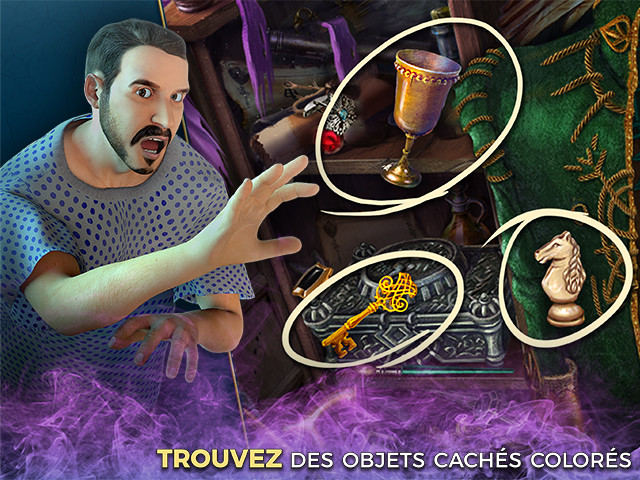 Capture d'écran de Subliminal Realms: L'Appel d'Atis Édition Collector