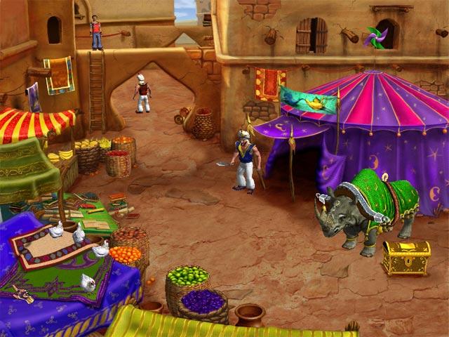 Vidéo de The Adventures of Aladdin and the Magic Skull