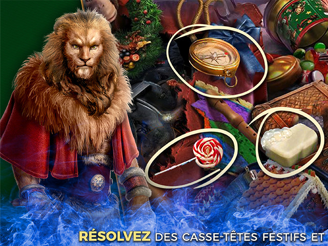 Capture d'écran de The Christmas Spirit: Le Noël d'Oz Édition Collector