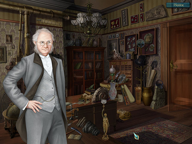 Vidéo de The Clockwork Man: The Hidden World