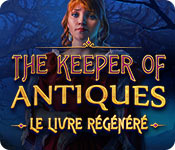 The Keeper of Antiques: Le Livre Régénéré – Solution