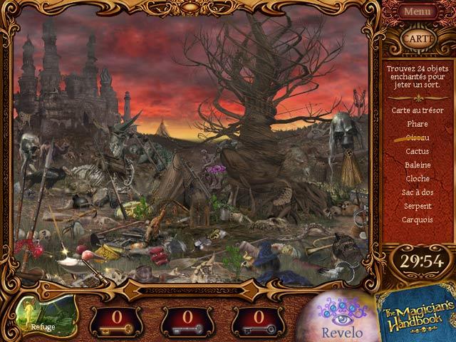 Vidéo de The Magician's Handbook II: Blacklore