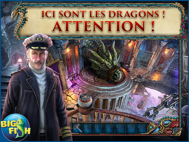 Capture d'écran de The Secret Order: Le Royaume Englouti Édition Collector