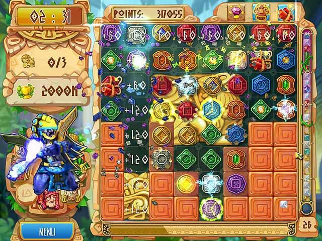 The Treasures of Montezuma 5 screen1