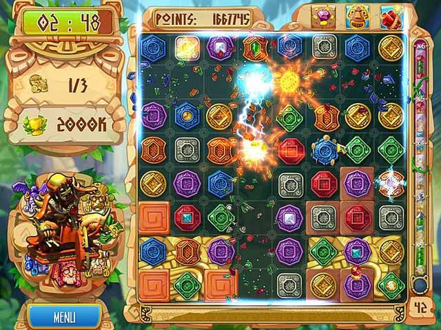 The Treasures of Montezuma 5 screen2
