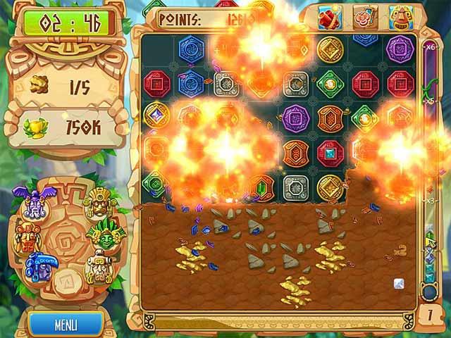 The Treasures of Montezuma 5 screen3