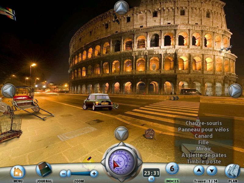 Vidéo de Rome: La Malédiction du Collier ™