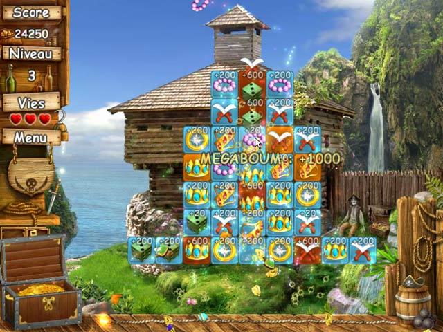 Vidéo de Treasure Island 2