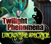 Twilight Phenomena: L'Incroyable Spectacle – Solution