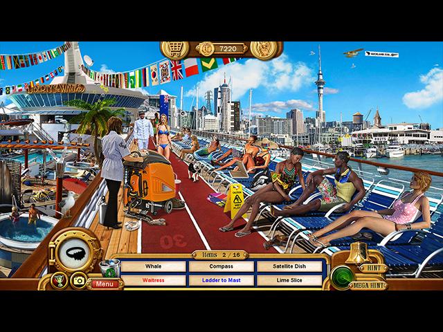 Vacation Adventures: Cruise Director 6 screen3