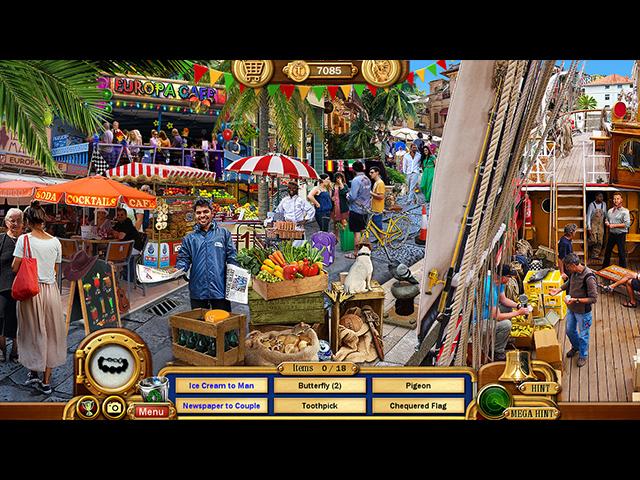 Vacation Adventures: Cruise Director 7 Édition Collector screen3