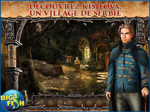 Capture d'écran de Vampire Legends: L'Histoire de Kisilova Edition Collector