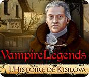 Vampire Legends: L'Histoire de Kisilova