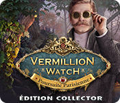 Vermillion Watch: Poursuite Parisienne Édition Collector