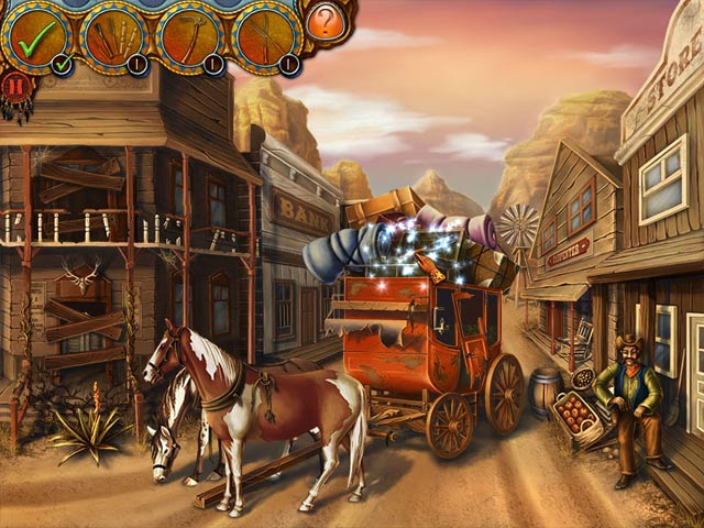 Vidéo de Wild West Story: The Beginnings