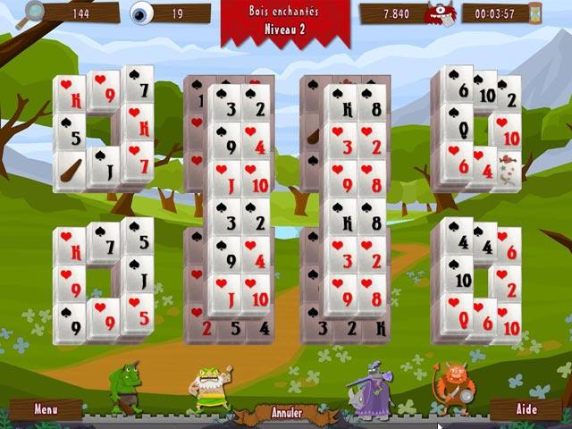 Vidéo de Wonderland Mahjong