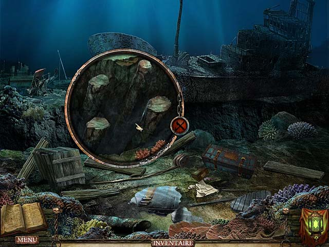 Vidéo de Written Legends: Cauchemar en Mer