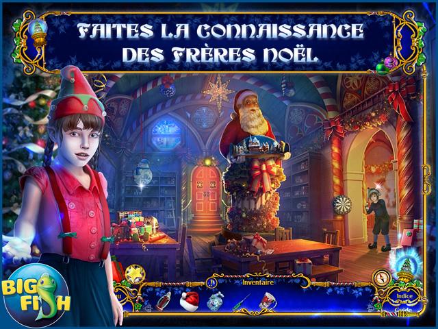 Capture d'écran de Yuletide Legends: Les Frères Noël Édition Collector