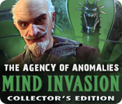 The Agency of Anomalies: Mind Invasion Collector's Edition