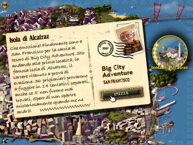 Video for Big City Adventure - San Francisco