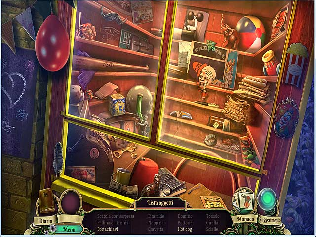Video for Dark Arcana: The Carnival