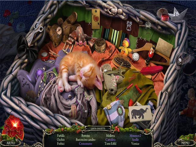 Video for Grim Tales: I desideri