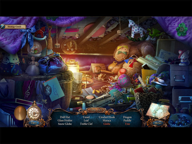 Video for Grim Tales: The Vengeance Collector's Edition