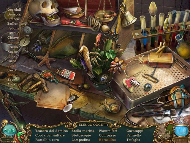 Video for Haunted Legends: Il becchino Edizione Speciale