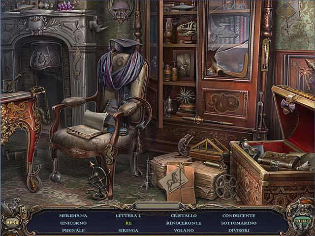 Video for Haunted Manor: Regina di morte