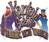 Kaptain Brawe: A Brawe New World