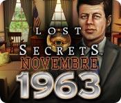 Lost Secrets: Novembre 1963