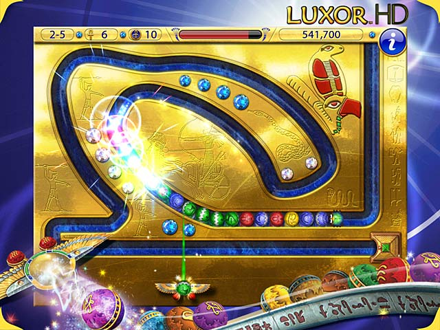 Video for Luxor HD