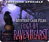 Mystery Case Files®: Fuga da Ravenhearst™ Edizione Speciale